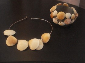 Necklace – Seashell Choker