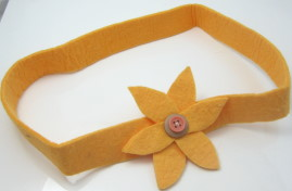 Upcycled Shamwow – Sweat Head Band