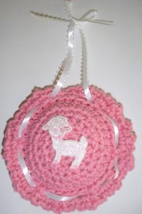 Round Room Sachet Crochet