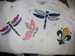 DIY T-Shirt Stencils