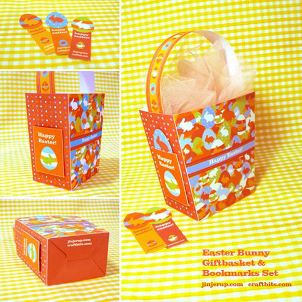 Printable Easter Basket