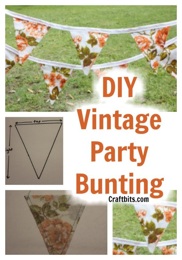 Party Bunting – Vintage