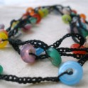 Crochet Multi-Wear Necklace