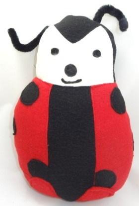 Plushie – Lady Bug