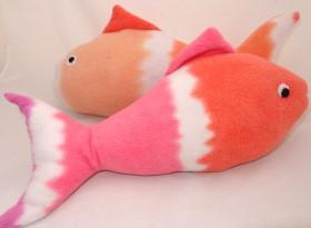 fish - plushie toy