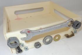 Desk Tidy – Tool Box
