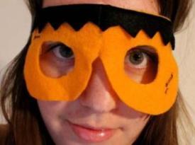 Felt Monster Mask Halloween