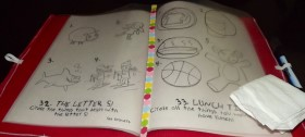 Dry Erase Activity Mat and Placemat