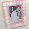 Valentine's Day Craft: Candy Frame