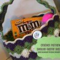Shelled Crochet Easter Basket/Handbag