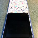 iPad Case - Recycled Books