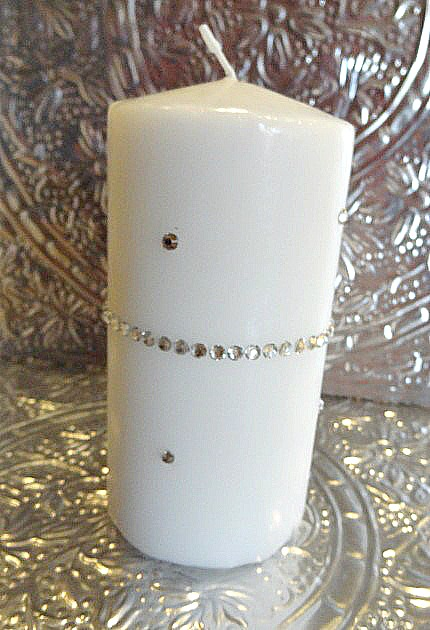 Diamante Candle