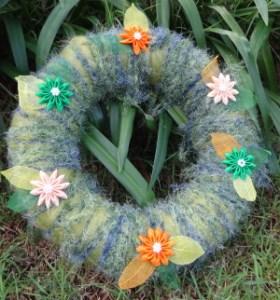 Wreath – Summer Flowers