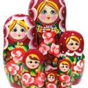 Win a set of Nata Nesting Dolls