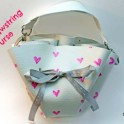 Easy Drawstring Purse