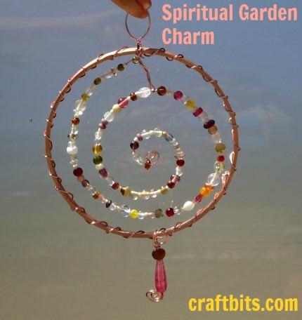 Spiritual Garden Charm