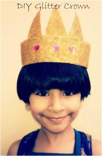 DIY Prince / Princess Crown