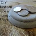 Industrial Loose Change Bowl