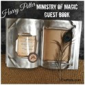 Harry Potter Ministry Of Magic Guest Book