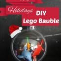 Lego Gift Bauble