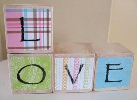""" \""love\"""""