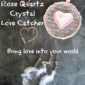 Crystal Love Dreamcatcher