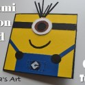 Despicable Me - Minion Card