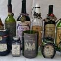 Halloween Table Apothecary Bottles