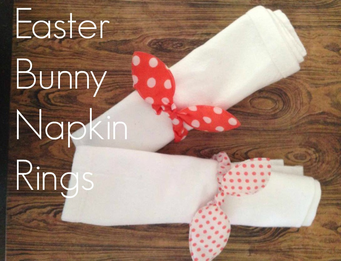 Hair Bands To Easter Napkin Rings