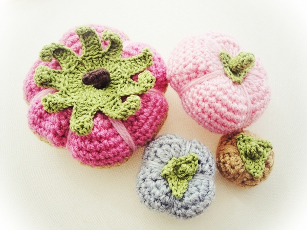 Beautiful Crochet Pumpkin Pattern