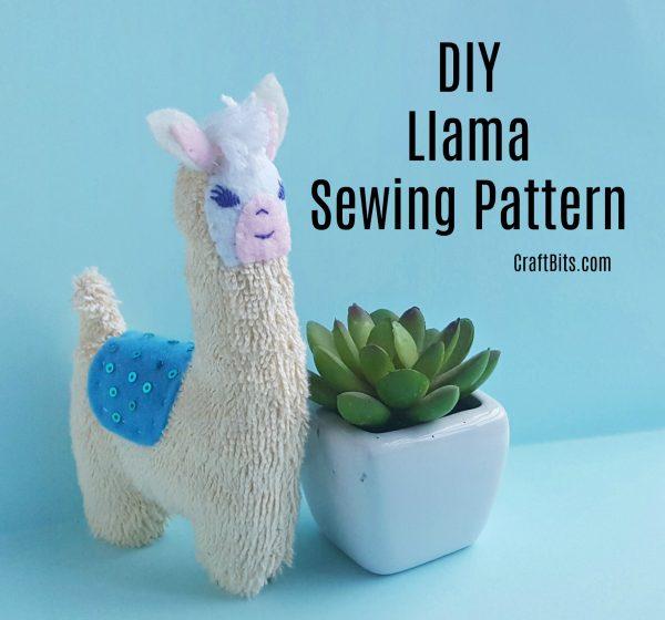 Plush Llama Toy