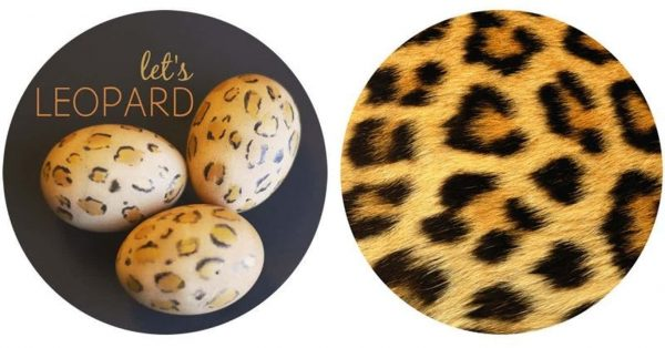 Lets Leopard – Easter Eggs