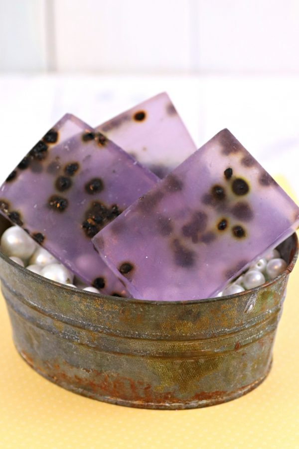 Elderberry Soap Recipe