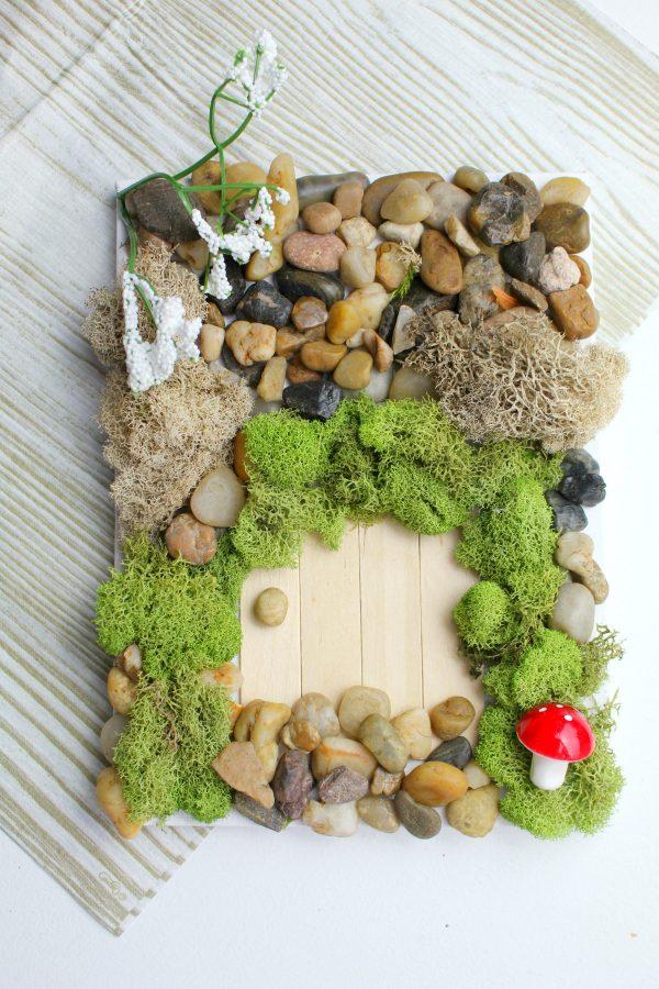 DIY Fairy Garden Door