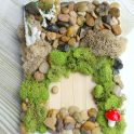 DIY Fairy Garden Door