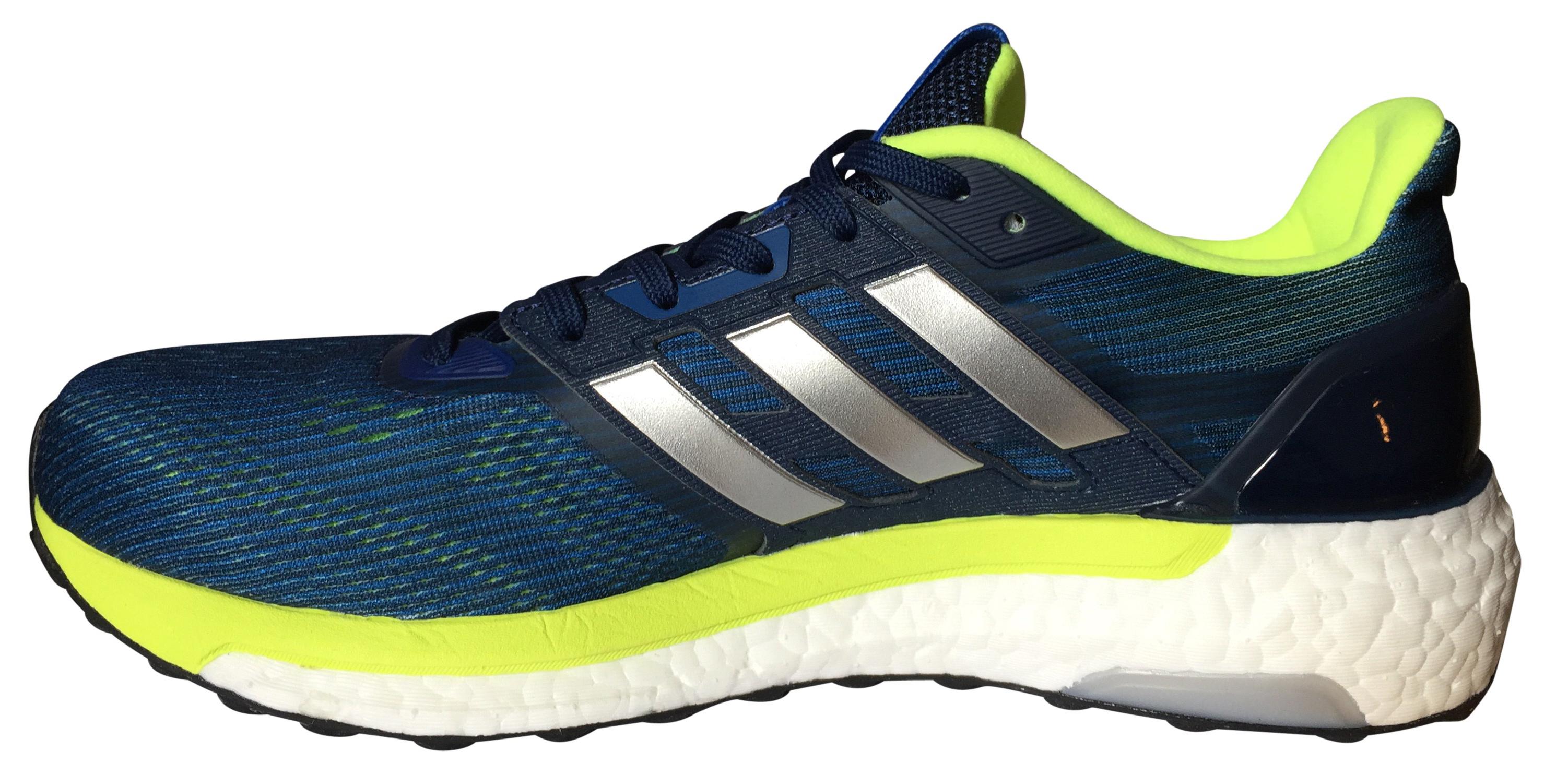 Running shoe review: Adidas Supernova Glide 9 | Craft brews