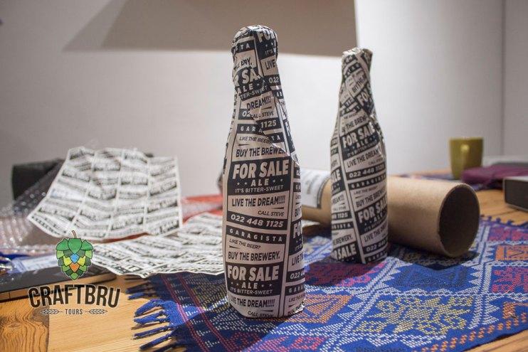 Garagasta Beer Co, For Sale May