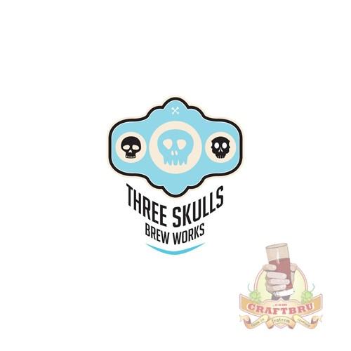 Three Skulls Brew Works - Craft beer in Gauteng, South Africa