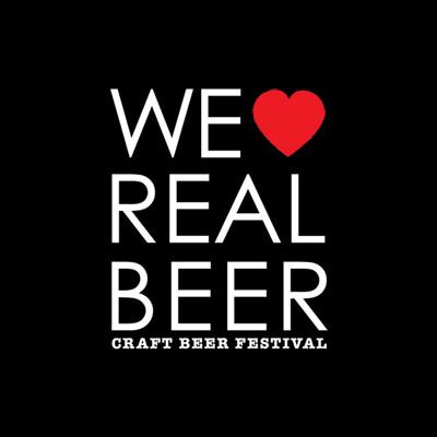 We Love Real Beer Craft Beer Festival
