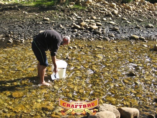 Differentiating factor: Made with Wemmershoek River water