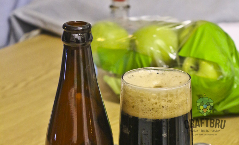 Robust Porter Tasting, from the CraftBru Homebrewing Anals