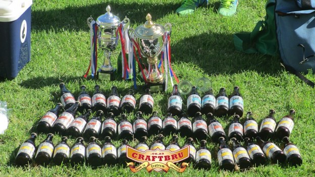 Craft Beer Prizes at the Open & Women's Ultimate National Championship