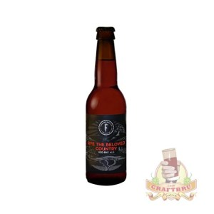 Rye the Beloved Country by Frontier Beer from Pretoria, Gauteng