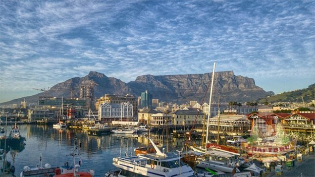 Cape Town in the Western Cape, South Africa