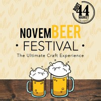 Novembeer Festival, Ultimate Craft Experience, Root44 Market