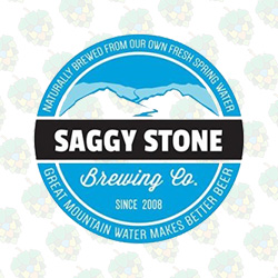 Saggy Stone Brewing Co. Logo