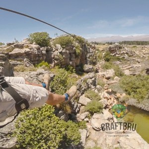 Ceres Craft Beer & Zipline Experience, Western Cape, South Africa - CraftBru Tours