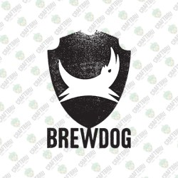 BrewDog based in Ellon, Scotland. Also available in South Africa.