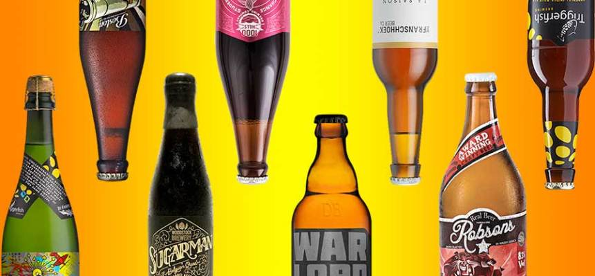 A list of South Africa's highest alcohol craft beers