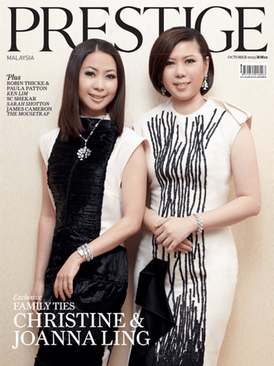 Grand Nikko Bali public relations agency client rebranding case study media coverage in Prestige magazine